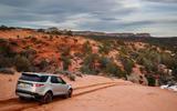 Land Rover Discovery rear quarter