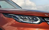 Land Rover Discovery LED headlights