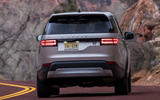 Land Rover Discovery rear end