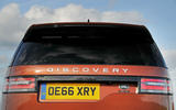 Land Rover Discovery rear door