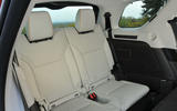Land Rover Discovery third row seats