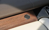 Land Rover Discovery wooden dash trim