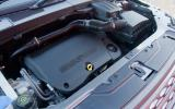 Land Rover Freelander diesel engine