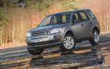 3.5 star Land Rover Freelander