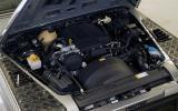 2.2-litre Twisted Defender 110 diesel engine