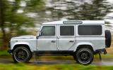 Twisted Defender 110 side profile