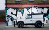 Land Rover Defender special