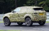 Range Rover Evoque 5dr - new pics
