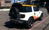New York: Land Rover Defender
