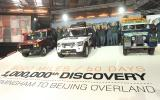 One millionth Discovery built