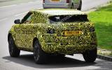 First pics: Range Rover Evoque 5dr