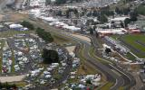 Le Mans 2013 from the air