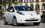 Facelifted Nissan Leaf to offer battery leasing
