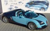 Bugatti Veyron 16.4 Grand Sport Vitesse Legend Jean-Pierre Wimille revealed