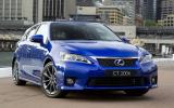 Lexus reveals CT200h F Sport
