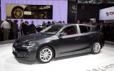 Paris motor show: Lexus CT200h