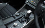 Lexus IS automatic gearbox