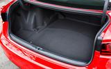 Lexus IS boot space