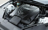 5.0-litre V8 Lexus LC500 petrol engine