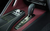 Lexus LC500 10-speed automatic gearbox