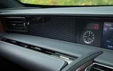 Lexus LC500 curving dashboard