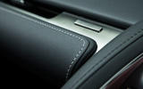 Lexus LC500 glovebox button