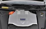 Lexus LS engine bay