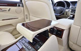 Lexus LS picnic tables
