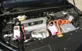Lexus NX petrol hybrid SUV