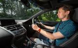 Driving the Lexus NX200t F Sport