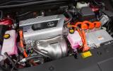 2.5-litre Lexus NX300h petrol engine