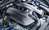 5.0-litre V8 Lexus RC F engine