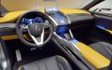 Production version of new Lexus LF NX leaked online