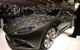 Paris show: Lotus Eterne super-saloon