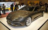 Paris show: Lotus Eterne super-saloon