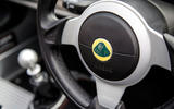 Lotus Elise steering wheel