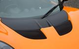 Lotus Elise Cup 250 bonnet vents