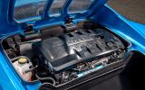 Lotus Elise 1.6-litre Toyota engine