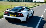 Lotus Exige V6 Cup rear