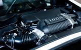 Lotus Exige Cup V6 engine
