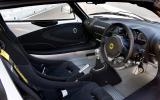 Lotus Exige V6 Cup interior