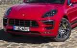 Porsche Macan GTS front grille
