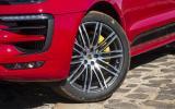 20in Porsche Macan GTS alloys