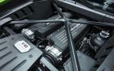 Lamborghini Huracán V10 engine