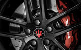Maserati GranCabrio brake calipers