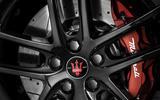 Maserati GranCabrio brake calipers
