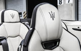 Maserati GranCabrio headrests