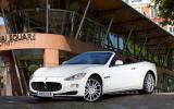 3.5 star Maserati GranCabrio
