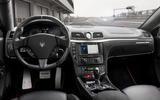 Maserati GranTurismo dashboard