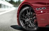 Maserati GranTurismo front end